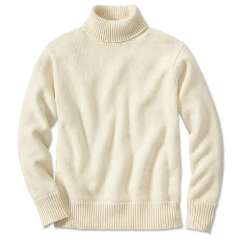 s roll neck pullover sweater royal air aircrew