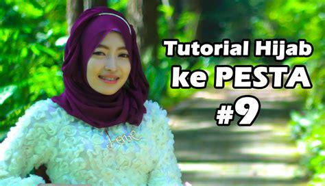 Tutorial Hijab Ke Kus | tutorial hijab untuk qasidah tutorial hijab untuk pesta 9