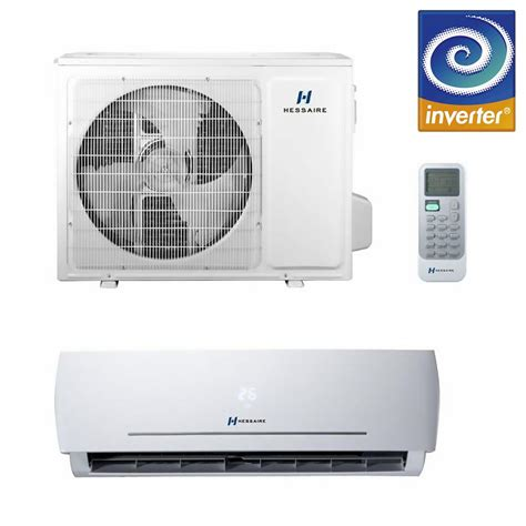 ductless mini split air conditioner mrcool diy 18 000 btu 1 5 ton ductless mini split air