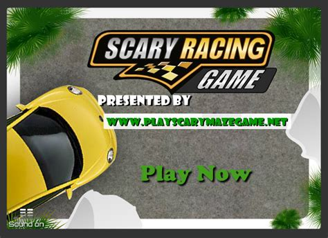 scary racing scary maze