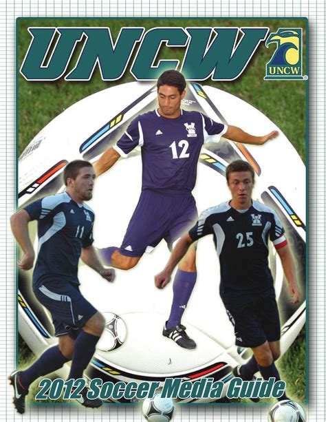 jose garcia uncw issuu 2012 13 uncw men s soccer guide by unc wilmington