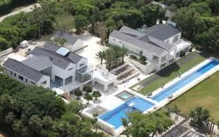 Golf Net For Backyard Tiger Woods New 54 5m House On Jupiter Island Fl