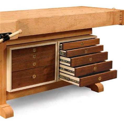Bench Tool Storage Woodworks Pinterest