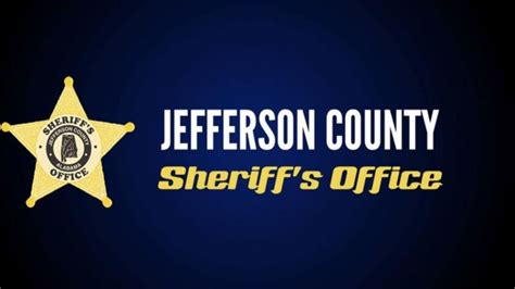 Jefferson County Al Warrant Search Jefferson County Deputy Assaulted While Serving Arrest