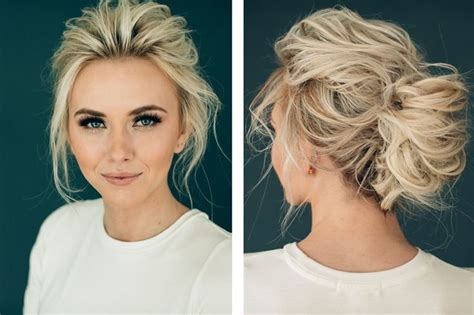 casual updo hairstyles front n back 37431 best hair styles and hair fashion images on