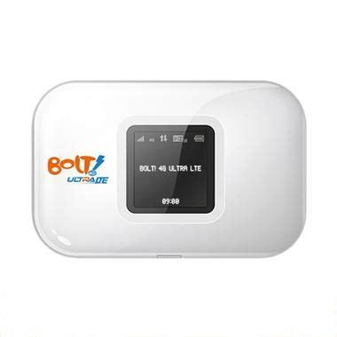 Paket Wifi Bolt 4g jual bolt aquila max paket modem wifi putih 4g lte