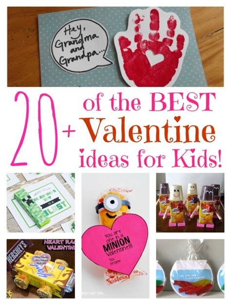 valentines gifts for children and easy diy valentines day crafts can make
