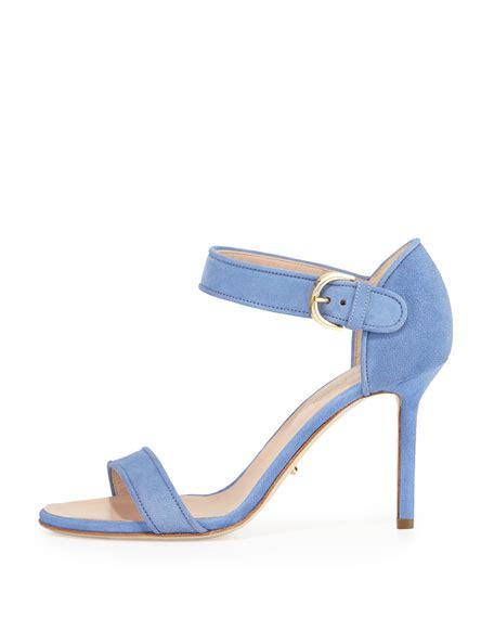 periwinkle sandals sergio suede closed heel sandal periwinkle