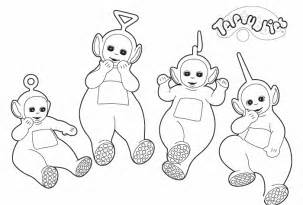 teletubbies coloring pages 11 teletubbies coloring page print color craft