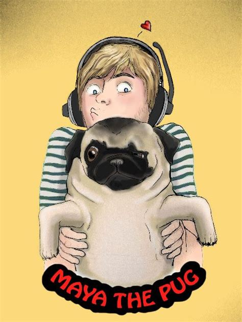 jabba the hutt pug pewdiepie and the pug by candlejack1 pugs pugs pugs the
