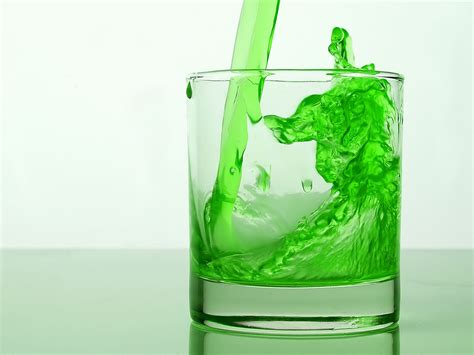 green drink green drink 3d nature glass hd wallpapers rocks