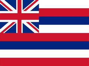 hawaii state colors state flag of hawaii usa american images