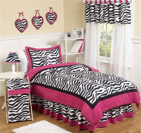 zebra bedroom sets hot pink zebra bedding safari bedding
