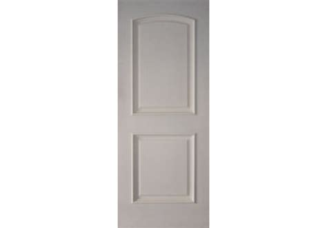 Two Panel Arched Interior Doors 2prms 2 Panel Arched Top White Primed With Raised Moulding 1 3 4 Quot Solid Interior