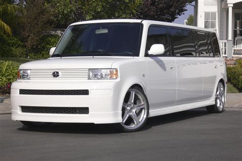 scion xb scion xb limo five axis