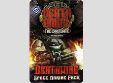 Space Hulk Death Angel - The Card Game - Deathwing Space ... Deathwing Fight