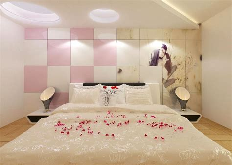 Bedroom Decorating Ideas Wedding Wedding Bedroom Interior Design Ideas 3d House Free 3d