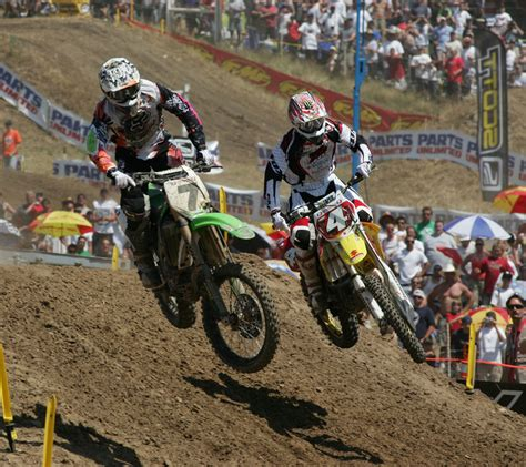 2007 Ama National Motocross Series Hangtown 9 2007 Ama