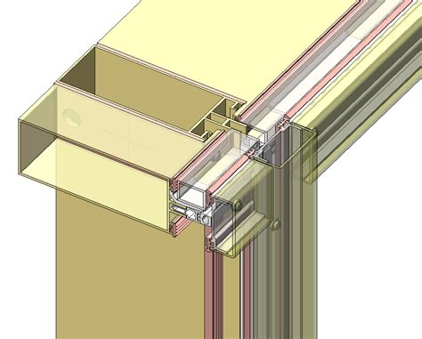 curtain wall revit curtain walls and panels from design to highly detailed