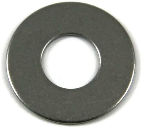 Washer Plat Ring Plate Stainless Steel M3 Diameter Dalam 3mm 1 Pcs metric flat washers a2 stainless steel