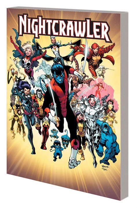 nightcrawler vol  fresh comics