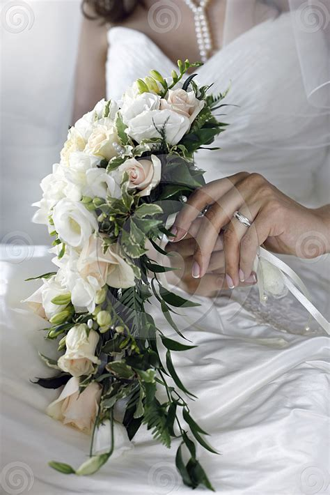 Wedding Bouquet Teardrop by The Varied World Of Bridal Bouquets Flower Mania