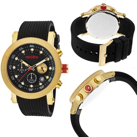Rl 41070 01 Blk Blk line compressor watches