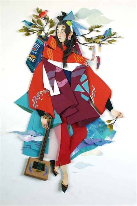 morgana wallace tutorial 1000 ideas about cut paper on pinterest cut paper art