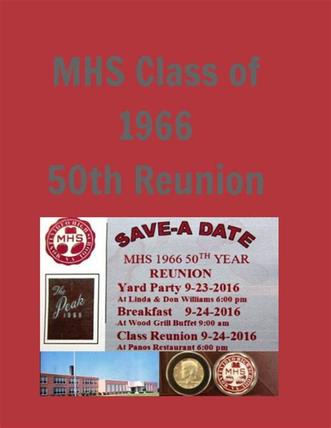 libro 1966 the year the mhs class of 1966 fifty year reunion de mhs class of 1966 libros de blurb espa 241 a