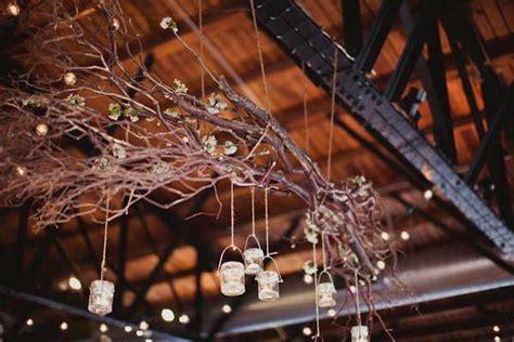creative diy ideas  rustic tree branch chandeliers