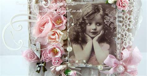 Rok Sogan Pink Classic Nu 01 live crafts inspiration and challenge pink vintage