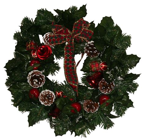 christmas wreath by dkimber on deviantart