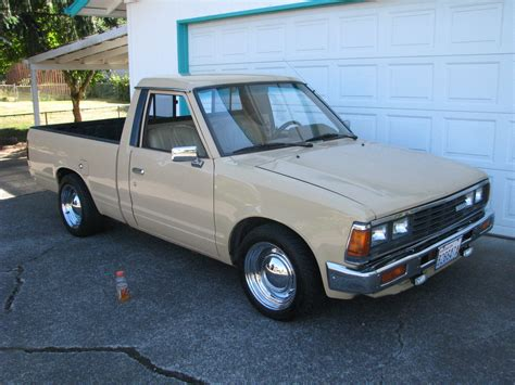 nissan datsun 1985 nissan dude85 1985 nissan 720 pick up specs photos