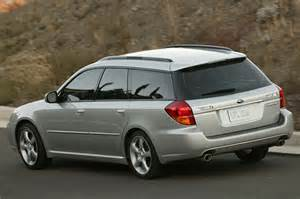 2007 Subaru Legacy Wagon 2007 Subaru Legacy Image 5