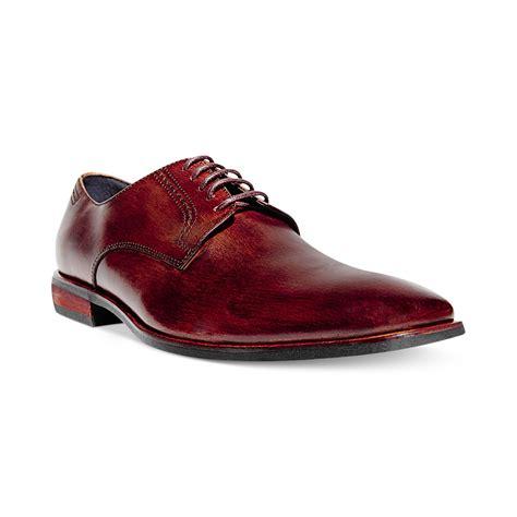 maden shoes lyst steve madden dewke dress shoes in brown for