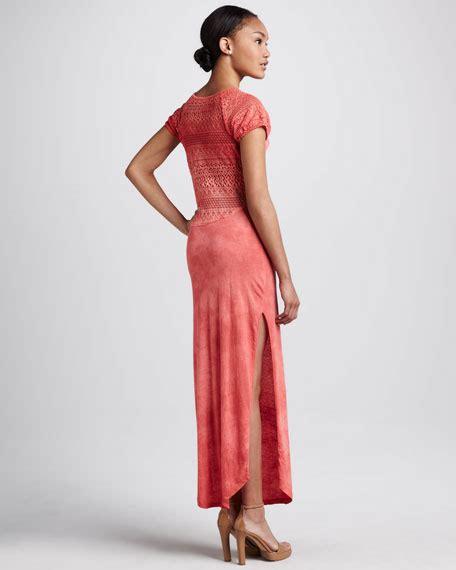 free strawberry maxi dress