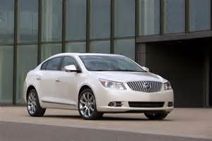 2011 Buick Lacrosse Cxs 2011 Buick Lacrosse Review Ratings Specs Prices And