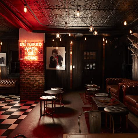 Hells Kitchen Lounge by Hell S Kitchen S Whiskey Lounge By Studioa