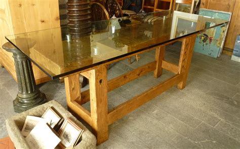 tavoli da pranzo antichi antico banco da lavoro trasformato in tavolo da pranzo