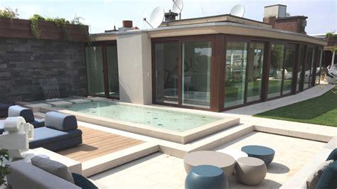 piscina in terrazzo piscina in terrazza a acquafert divisione pool
