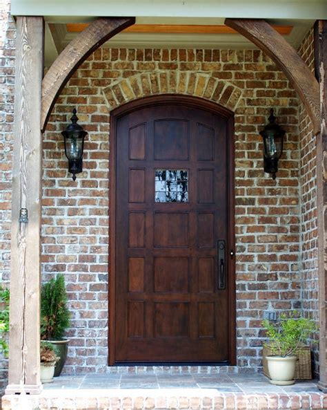Country Exterior Doors Pictured Is A Country Segment Top Exterior Wood Entry Door Mahogany Front Door With Glass
