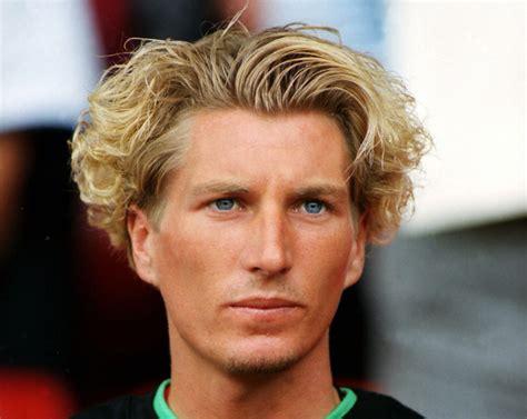 sevarge haircut robbie savage cuts off trademark ponytail time to leave