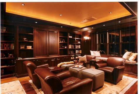 smoke room room contemporary family room boston by raymond interiors