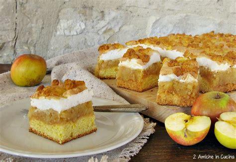 cucinare con le mele szarlotka torta di mele polacca 2 amiche in cucina
