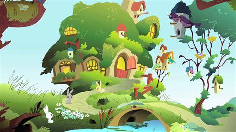 Fluttershy Cottage fluttershy s cottage my pony friendship is magic wiki fandom powered by wikia