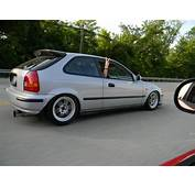 KY 96 Civic Hatch Ek4 Lookalike Minty Fresh Everything