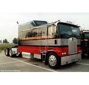 Custom 18 Wheelers Images Cabover No Longer HD Wallpaper And
