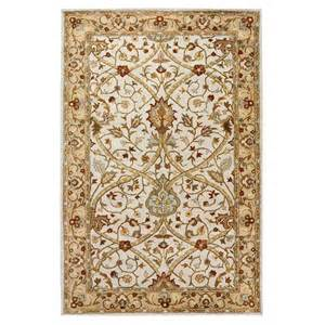 Home Decorators Collection Rugs Home Decorators Collection Anatole Dark Ivory Beige 8 Ft