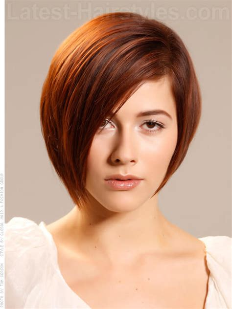 rounded bob haircut pictures choppy bob hairstyles 14 stunning choppy bobs