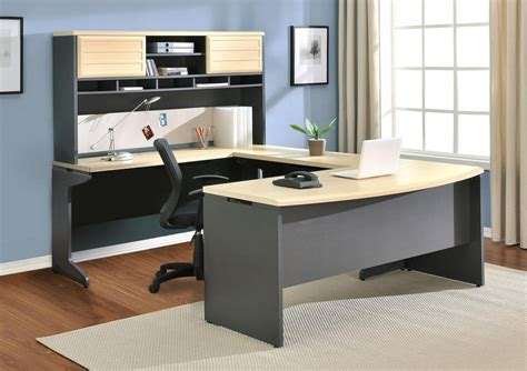 The Use Of Simple Office Desks For Home Office Furniture Simple Home Office Desk